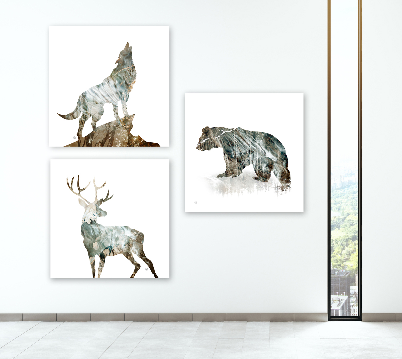 NEW! Wildlife Timeless Collection