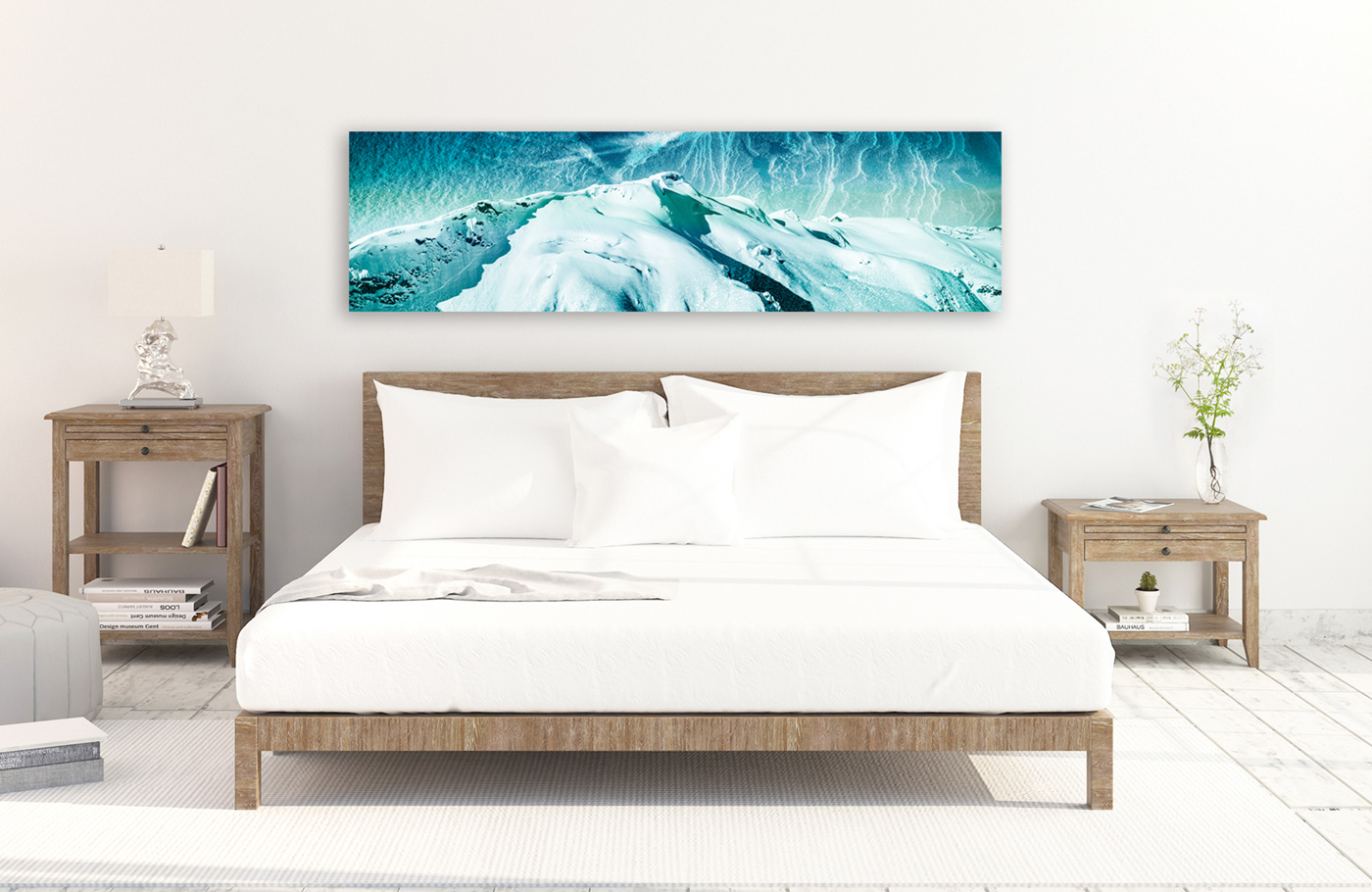 Discovery Ice Cap 3 - Panoramic