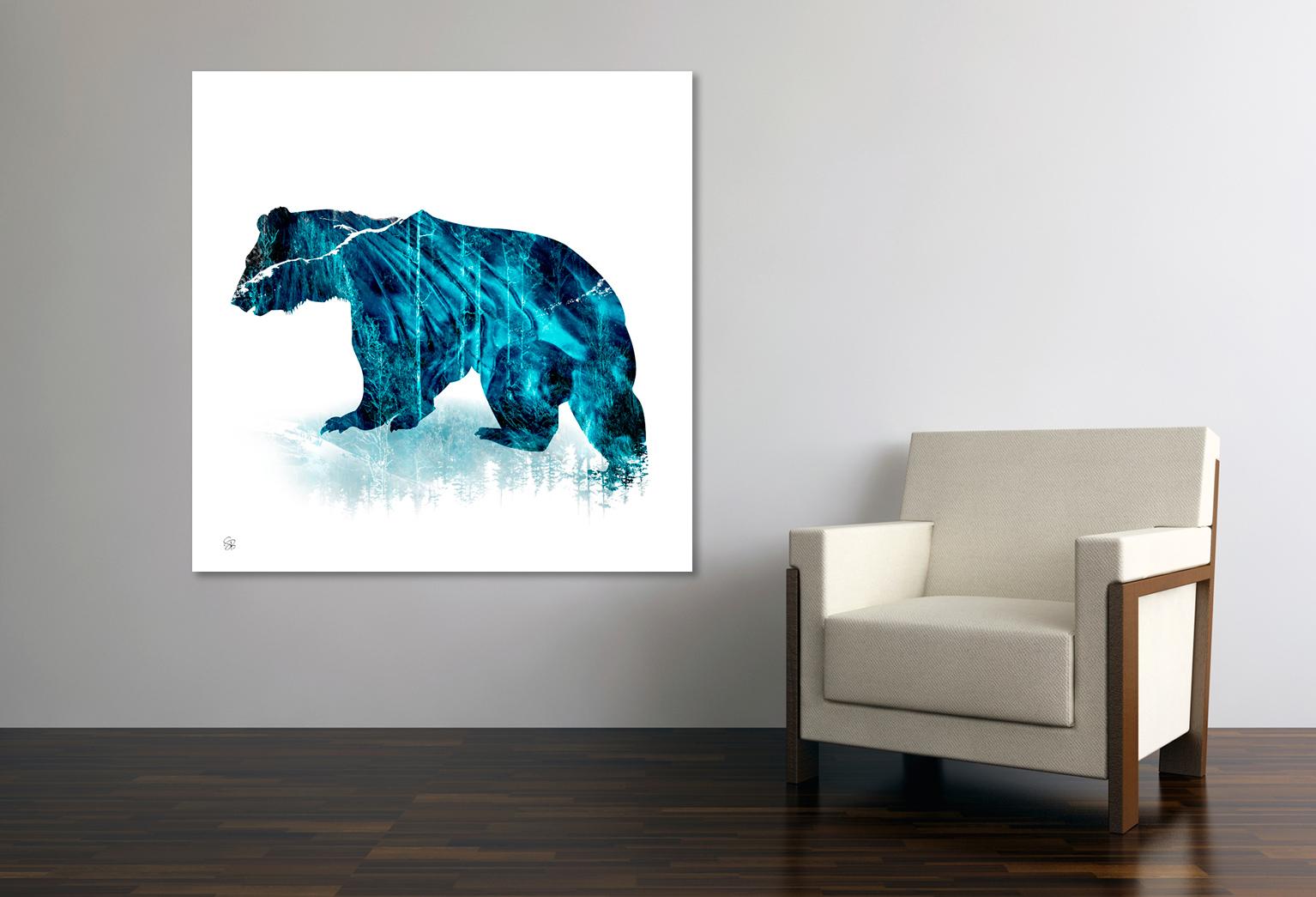 Spirit Bear Ice