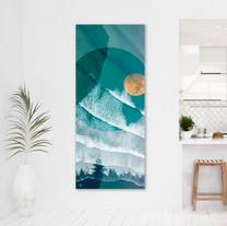 Liquid Moon - Cox Bay
