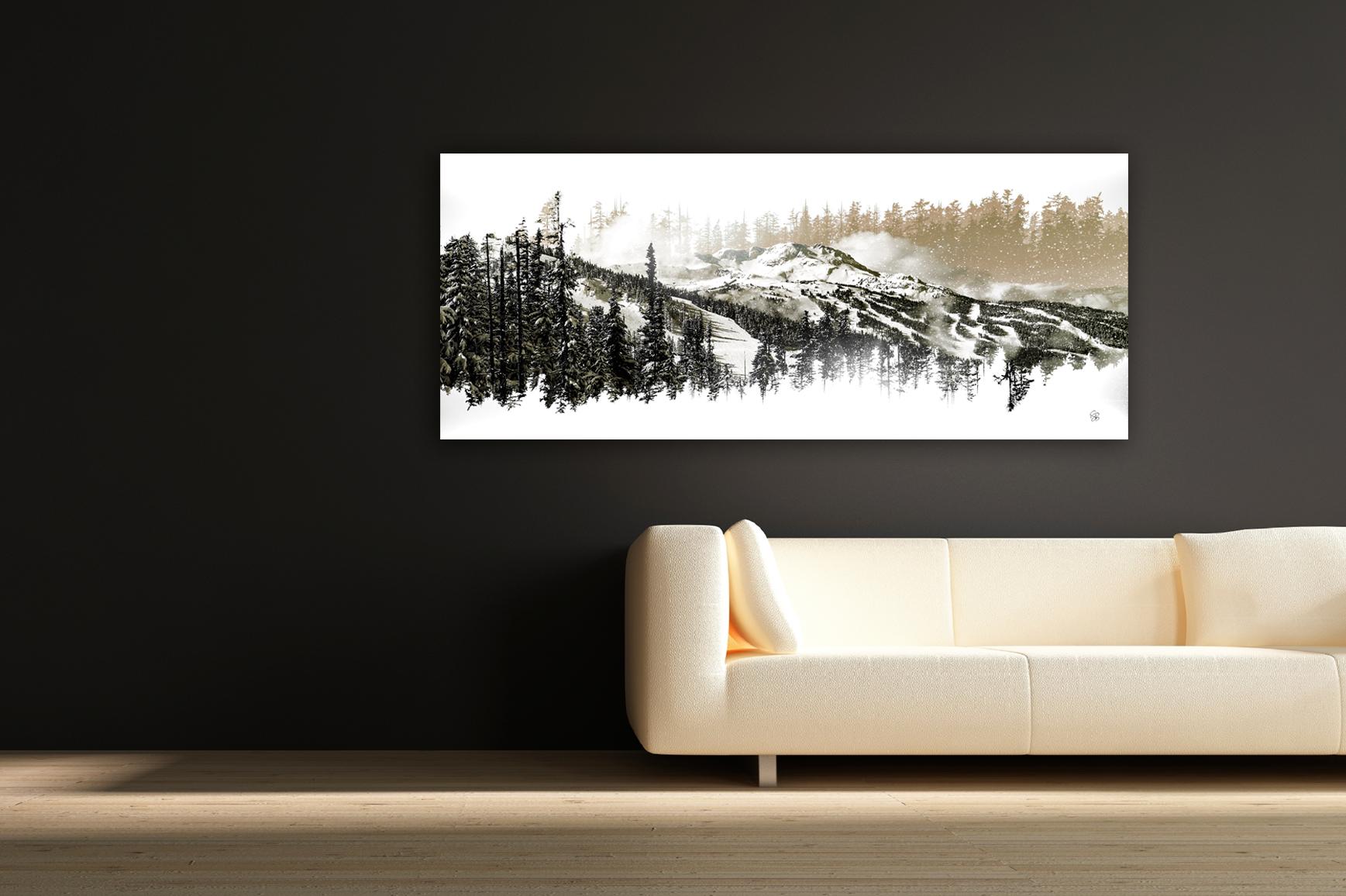 Whistler Treeline - Timeless