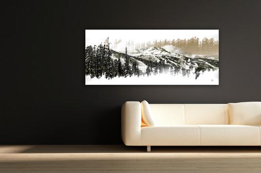 Whistler Treeline Timeless