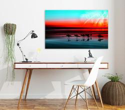 Sunset Surfers Guiones