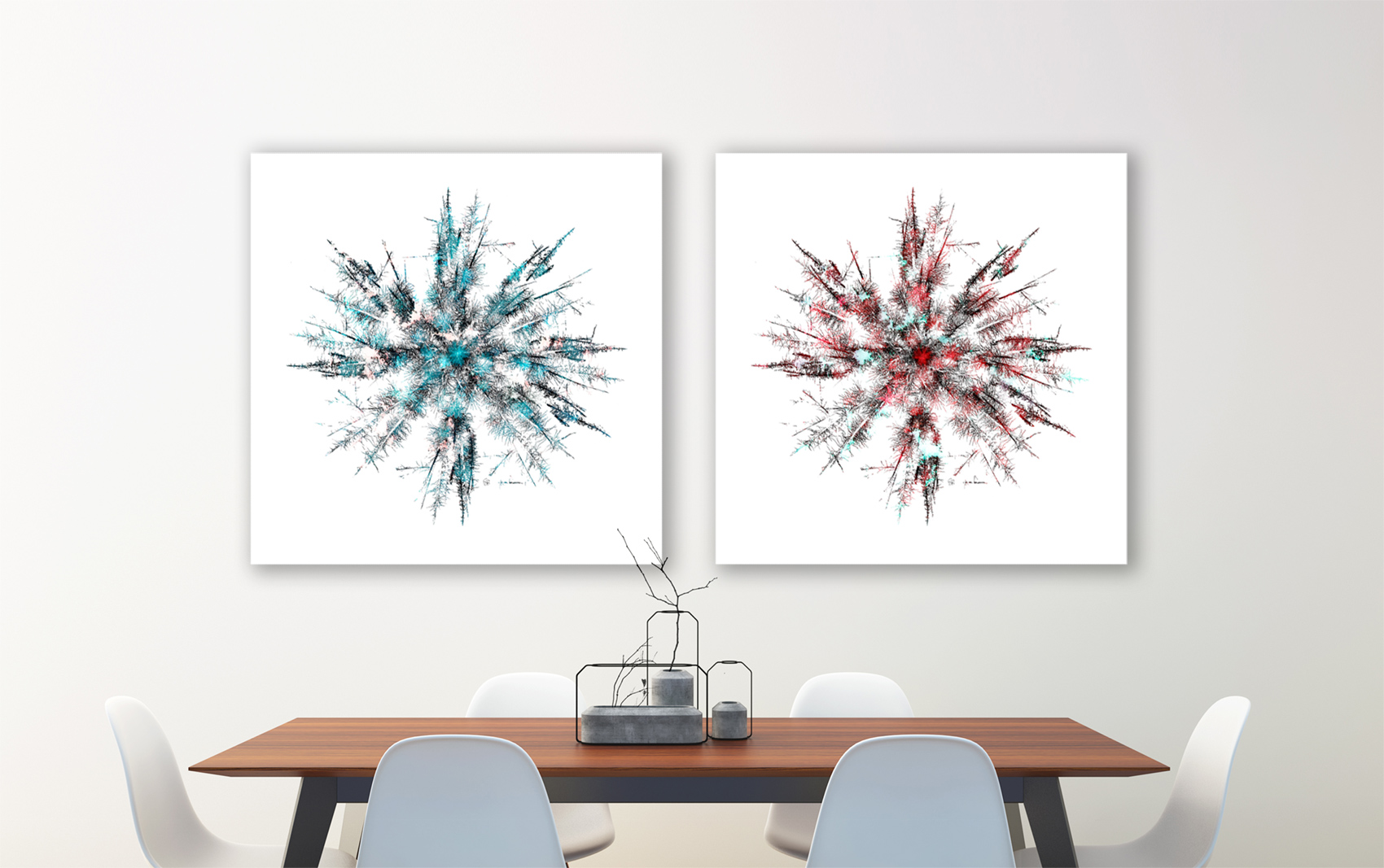 Treeflakes - Balance & Tranquilo