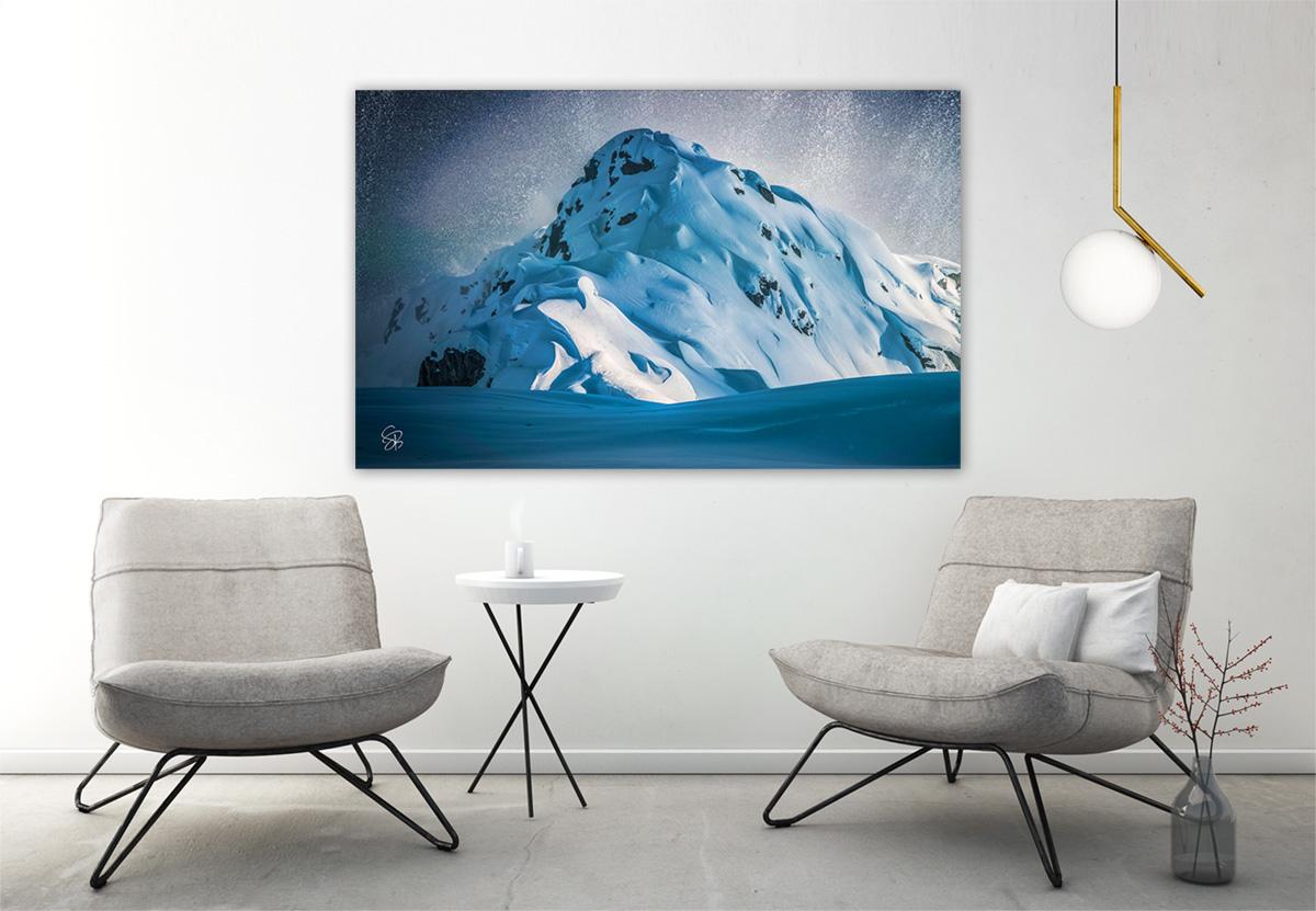 Discovery Ice Cap