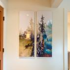 Trees in the Alpine (Set)