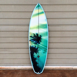 Custom Surfboard by ALBUM