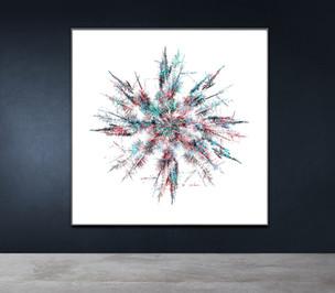 Treeflake - Alpenglow