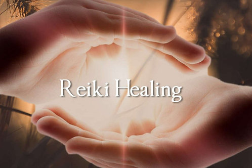 Reiki Level I, II and Master/Teacher Program