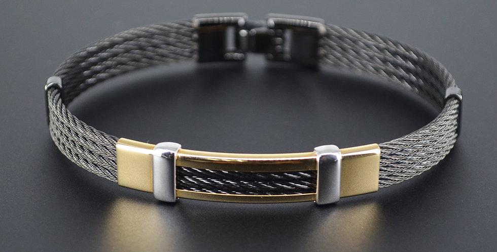 Salvatore Bersani 18kt. Gold Men's Bracelet