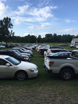 FRGC parking