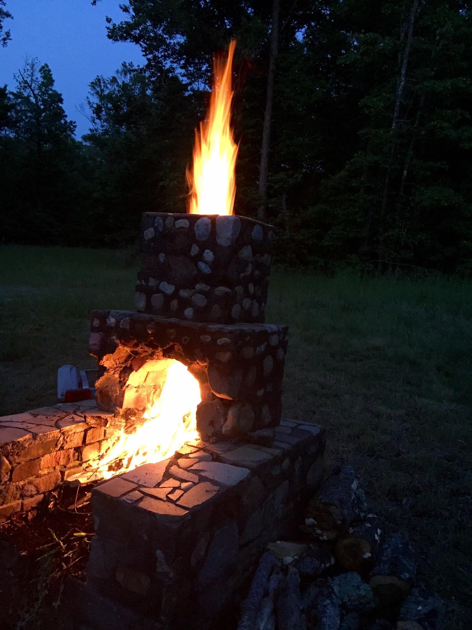 FRGC old firepit