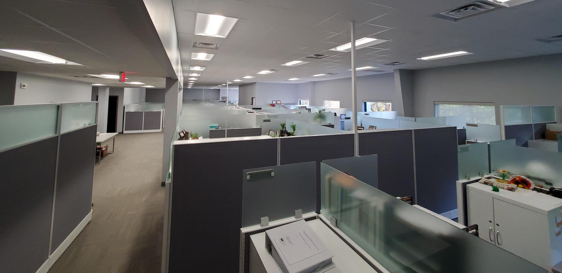 Interior Cubicle Space 1