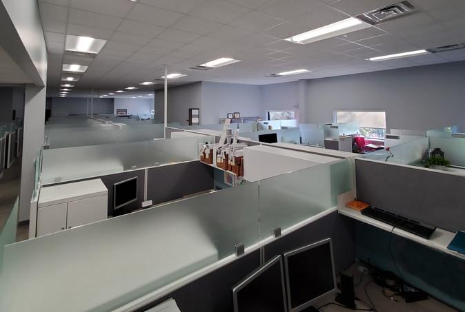 Interior Cubicle Space 2