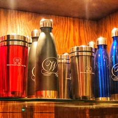 Stainless Steel Water Bottles & Travel Tumblers