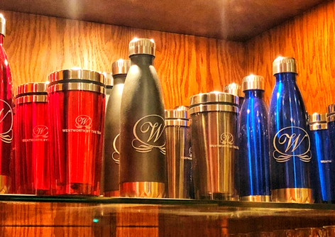 Stainless Steel Water Bottles & Travel Tumblers