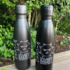 17oz Stainless Steel Water Bottles