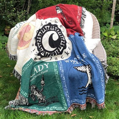 Woven Cotton Blanket