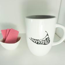 12oz Ceramic Bistro Mug