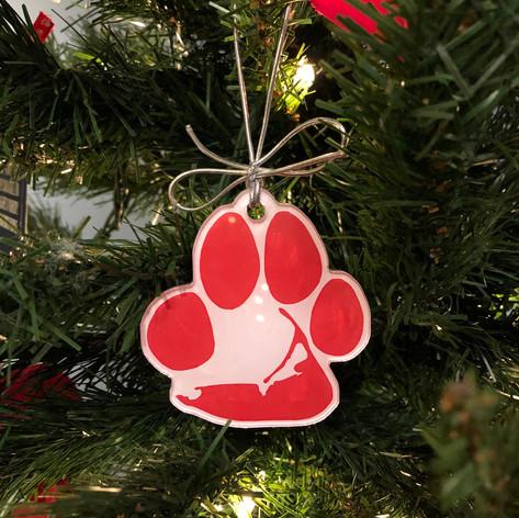 Custom Acrylic Ornament