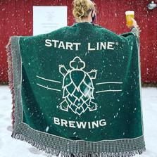 Start Line Brewing Blanket