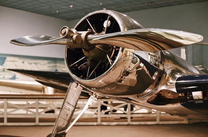 ElMuseo Nacional del Aire y el Espa