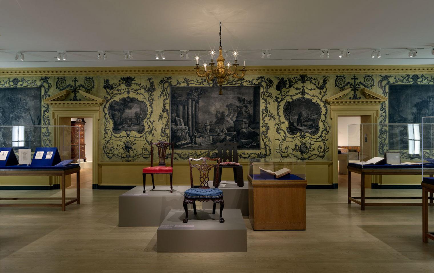 Museo Metropolitano de Arte de NY
