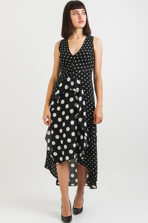 AX Paris Polka Dot Midi Dress