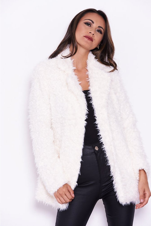 AX Paris Faux Fur Coat