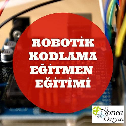 Robotik & Kodlama Eğitmen Eğitimi