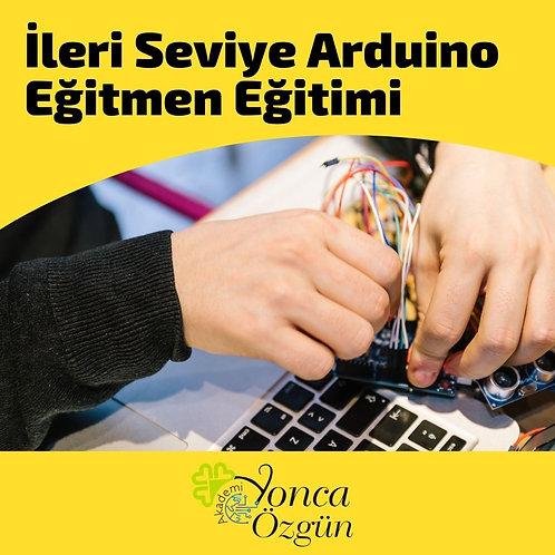 İleri Seviye Arduino Eğitmen Eğitimi