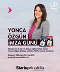 Startup Anatolia İmza Günü