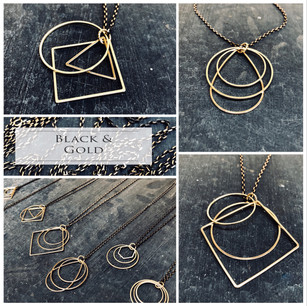 Black and Gold collection