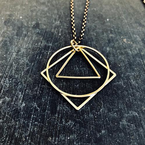 White City Necklace