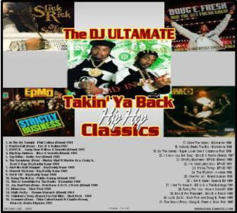 Takin Ya Back - Hip Hop Classics