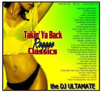 Takin Ya Back - Reggae Classics