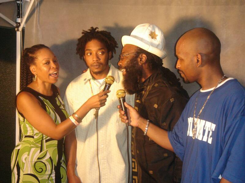 The DJ Ultamate Reggae Carifest