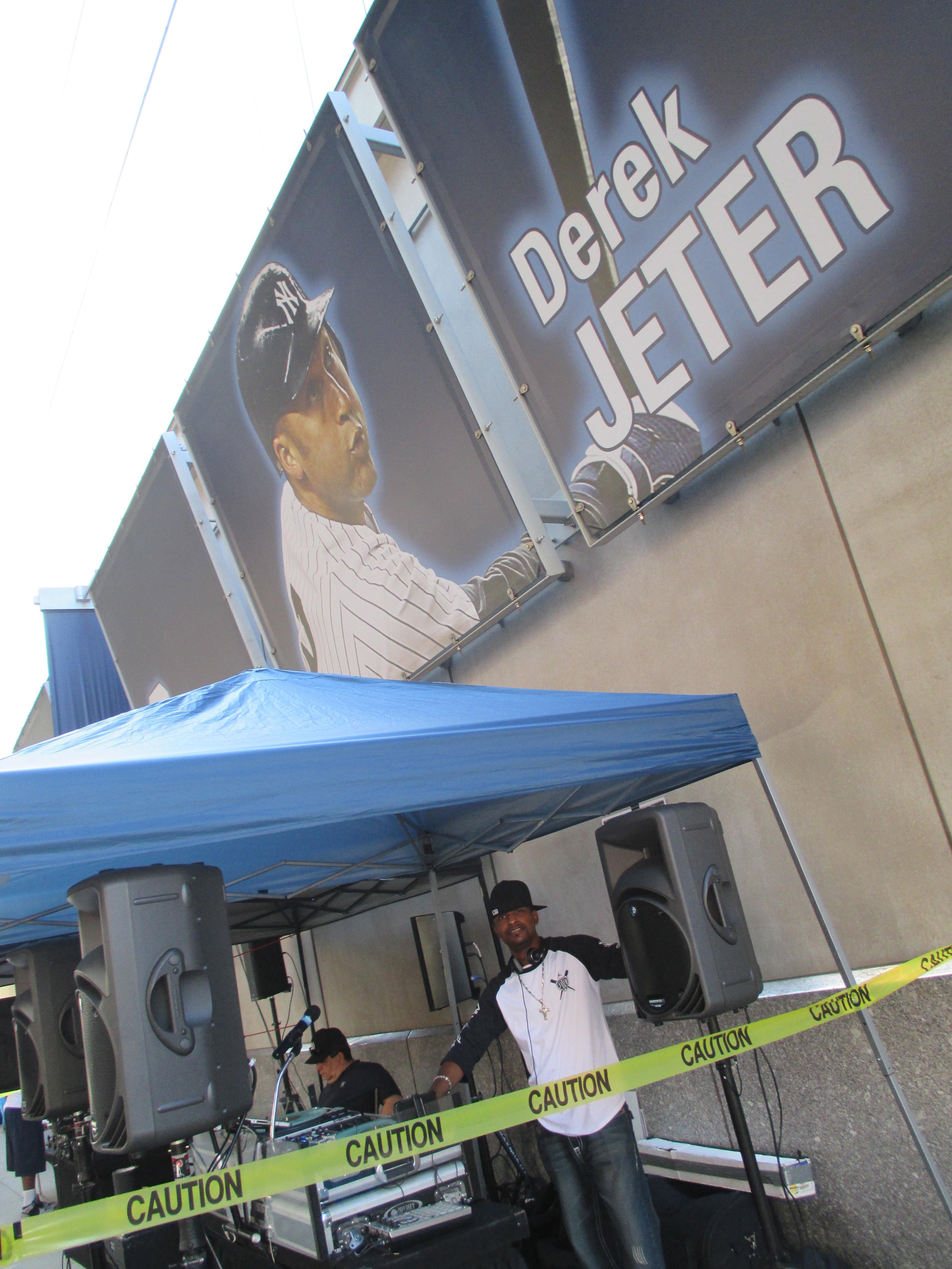 Dj Ultamate - Derek Jeter Day 9/7/14