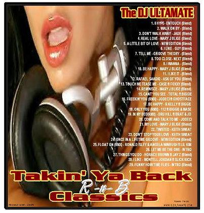 Takin Ya Back - RnB Classics