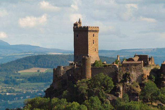 Le forteresse de Polignac