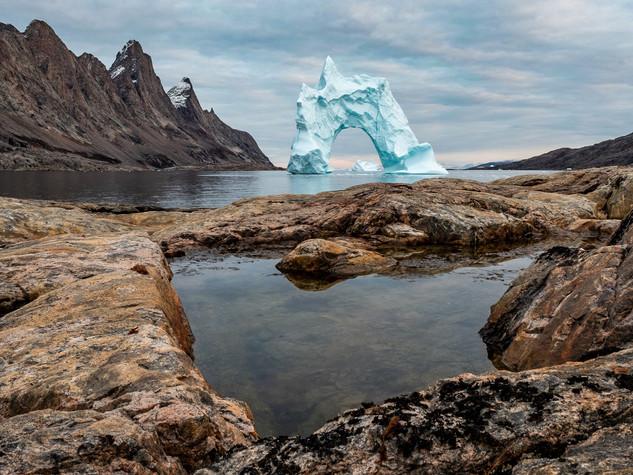Bear Island Greenland