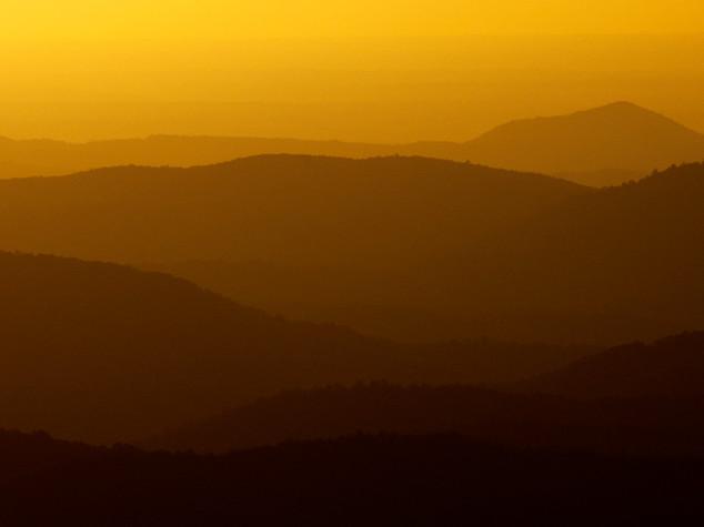 North Georgia Sunset