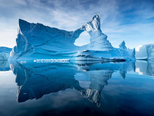 Iceberg Alley Scoresby Sund