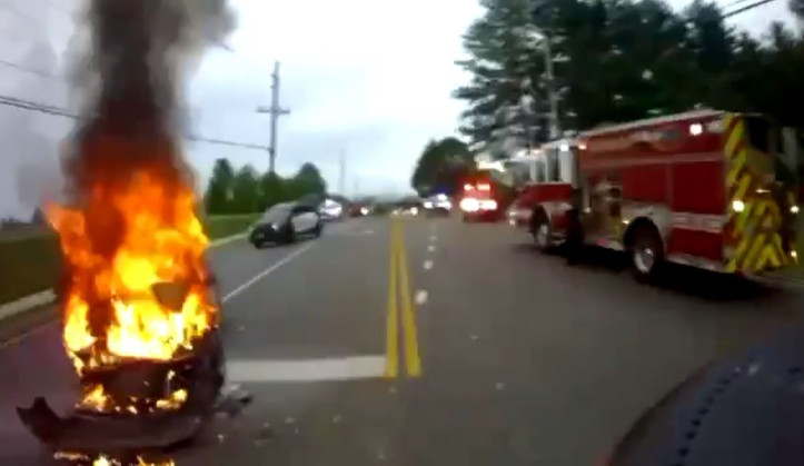 Engine 261 os MVC with Fire