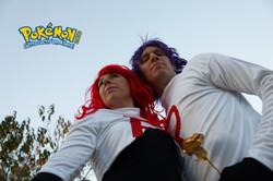 Team Rocket (Amanda & Dan)