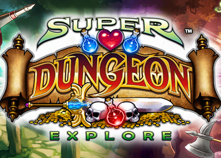 Super Dungeon Explore: The Novels!
