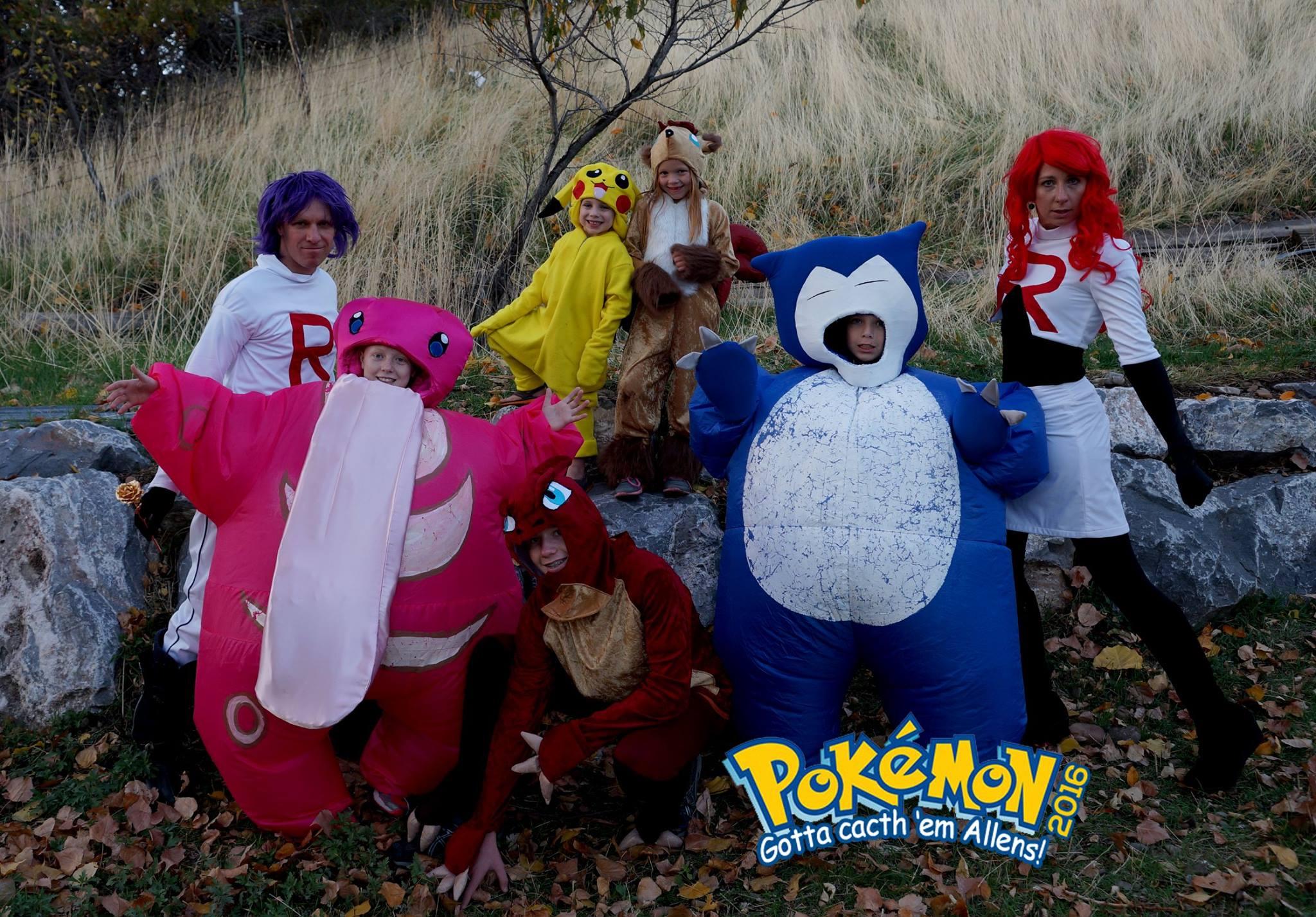 Pokeman Family