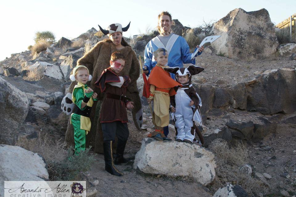 Avatar family