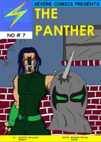 The Panther Cover