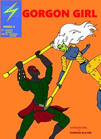 Gorgon Girl Cover